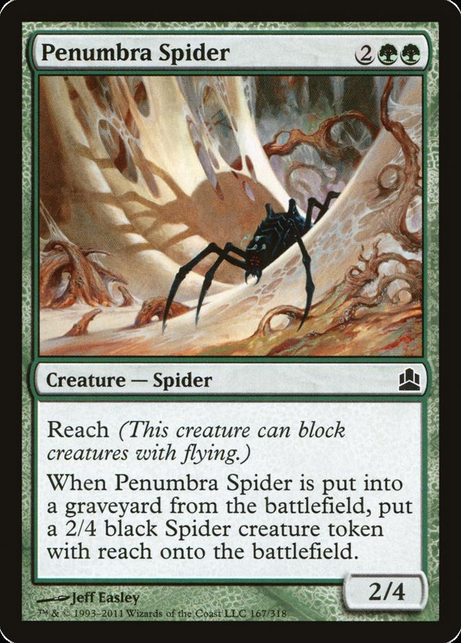 Penumbra Spider [CMD]