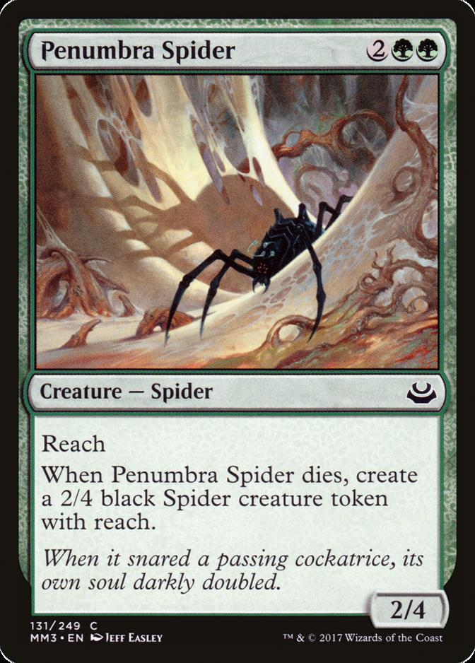 Penumbra Spider [MM3] (F)