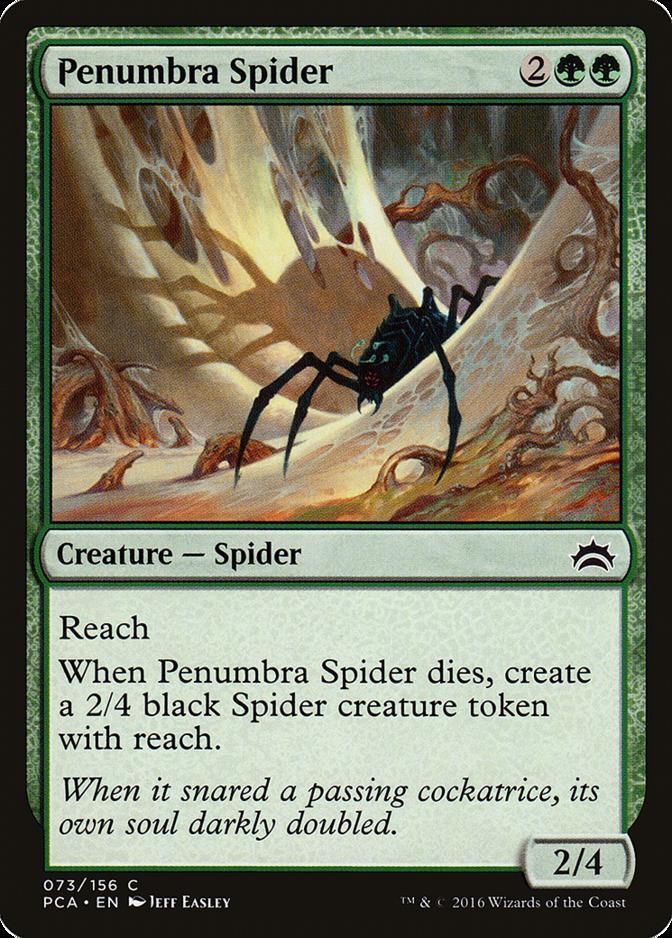 Penumbra Spider [PCA]