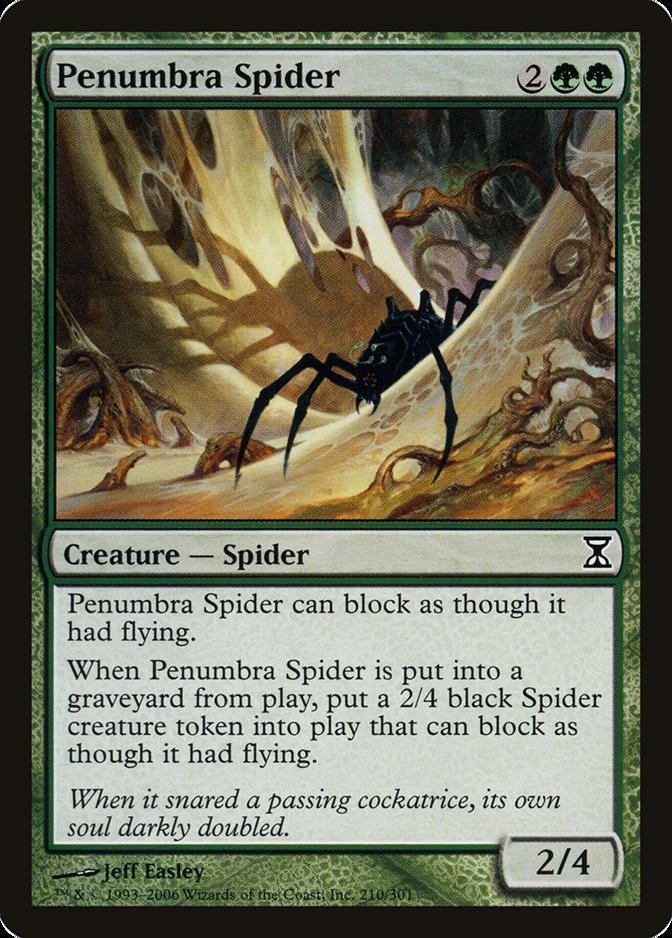 Penumbra Spider [TSP] (F)