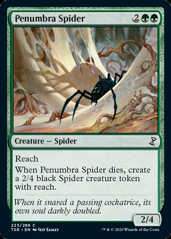 Penumbra Spider [TSR]