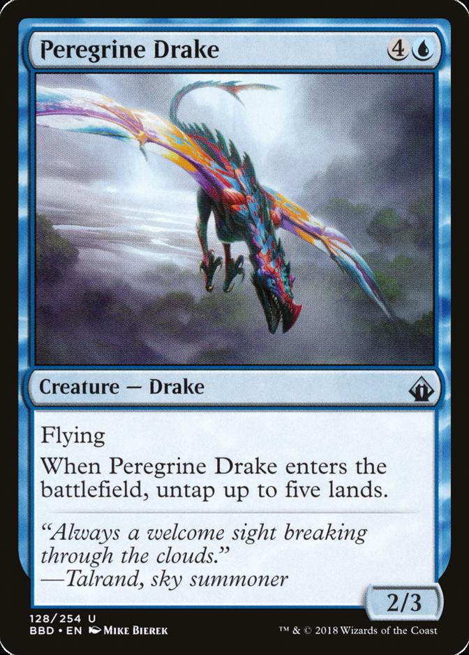 Peregrine Drake [BBD]
