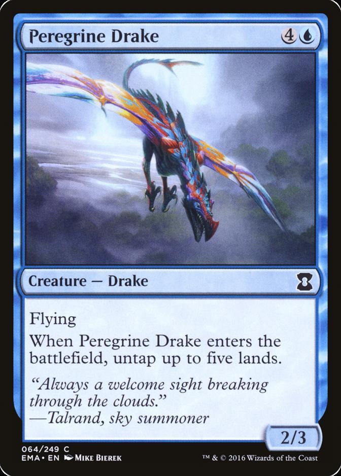 Peregrine Drake [EMA]