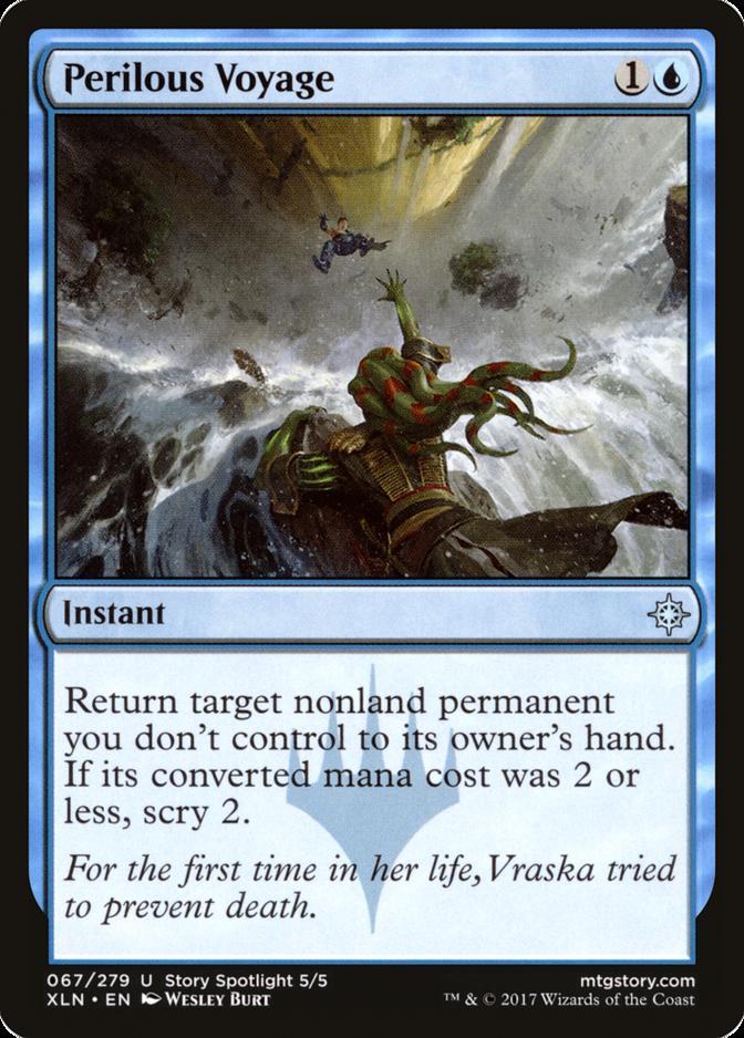 Perilous Voyage [XLN]