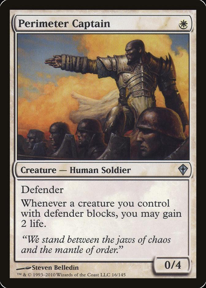Perimeter Captain [WWK]