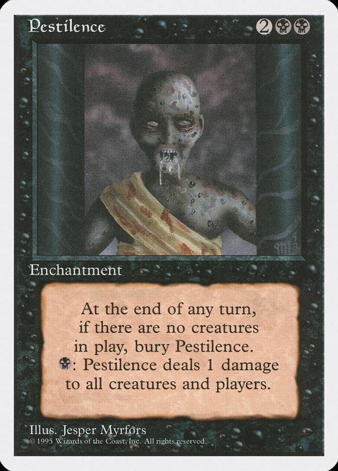 Pestilence [4ED]