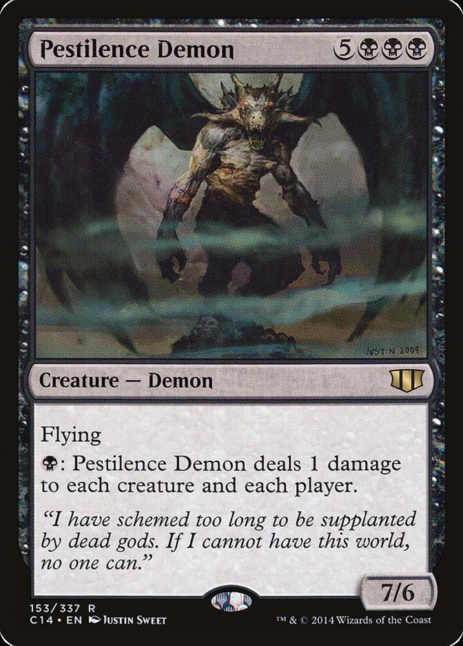 Pestilence Demon [C14]