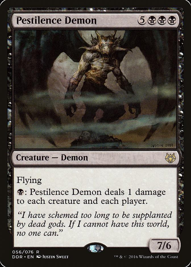 Pestilence Demon [DDR]