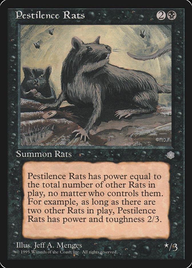 Pestilence Rats [ICE]