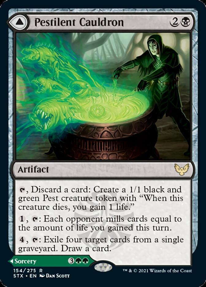 Pestilent Cauldron [STX]