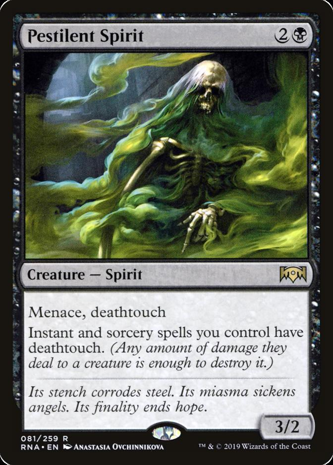 Pestilent Spirit [RNA]