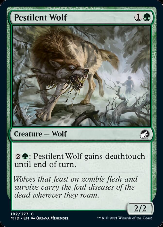 Pestilent Wolf [MID]