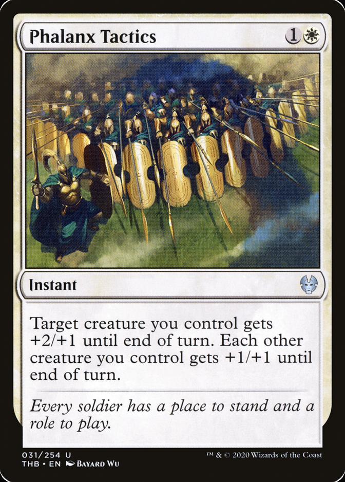 Phalanx Tactics [THB]