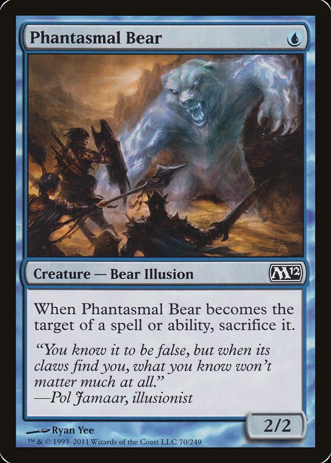 Phantasmal Bear [M12]