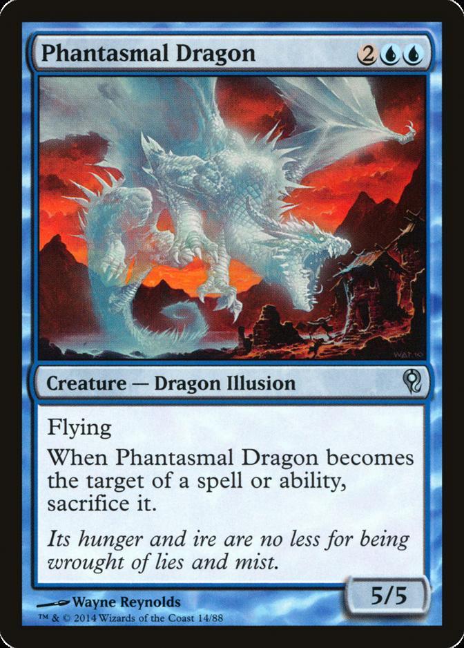 Phantasmal Dragon [DDM]