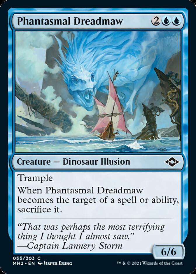 Phantasmal Dreadmaw [MH2]