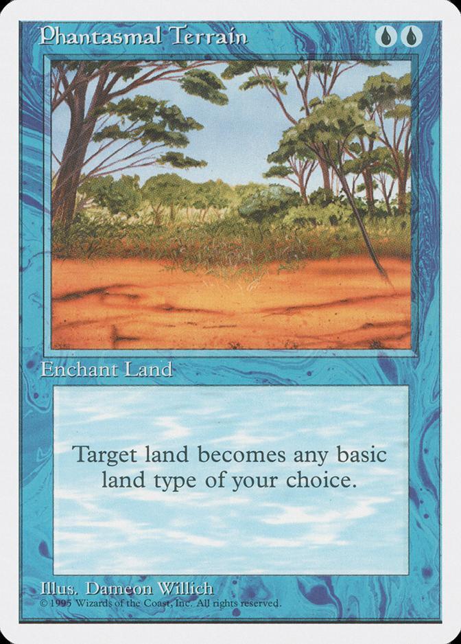Phantasmal Terrain [4ED]