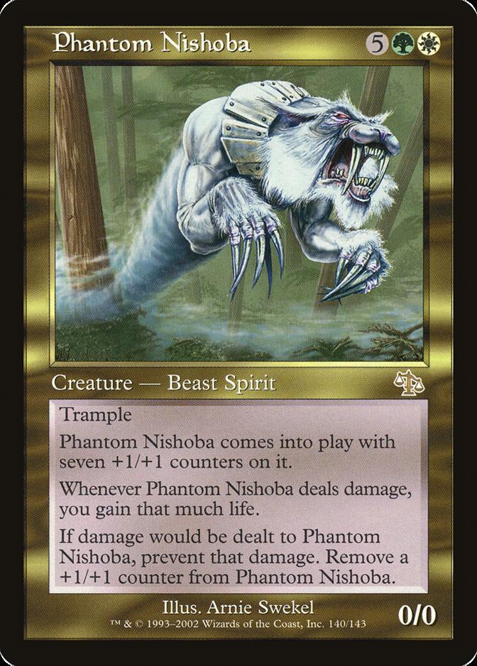 Phantom Nishoba [JUD]