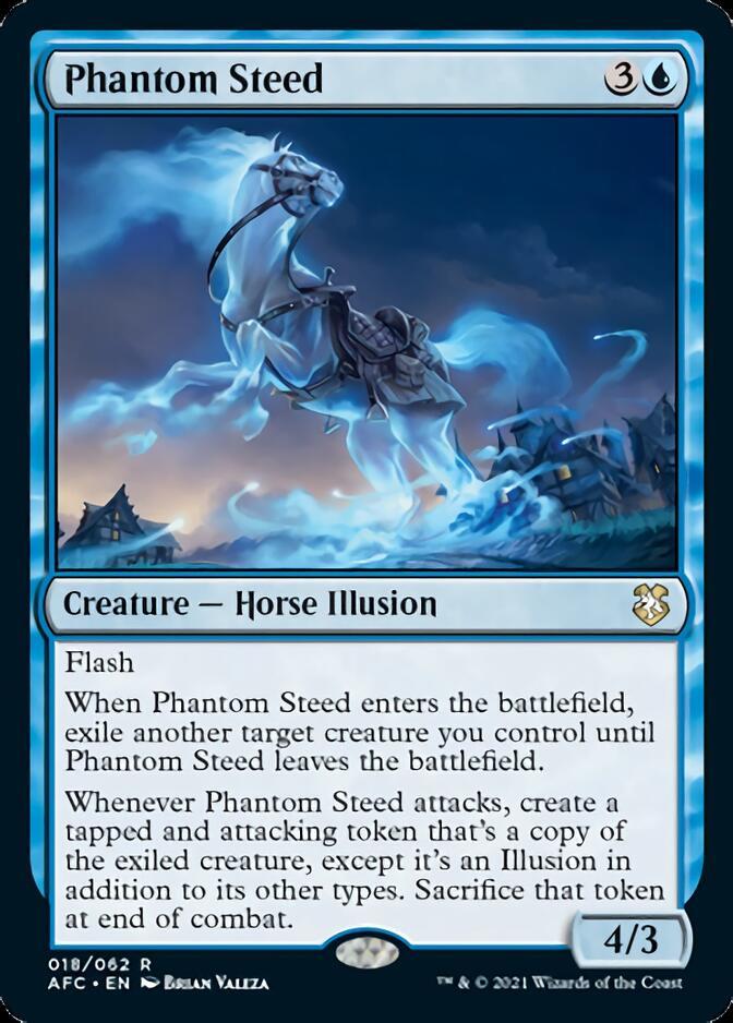 Phantom Steed [AFC]
