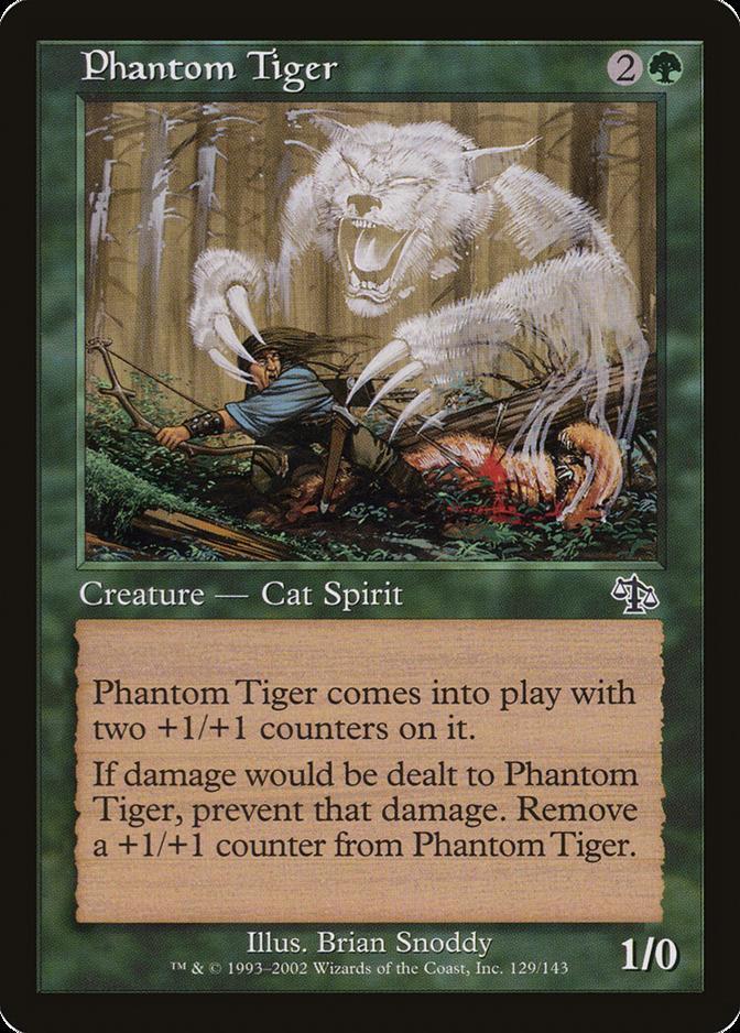 Phantom Tiger [JUD] (F)