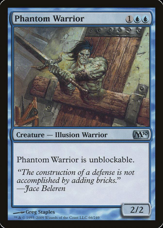 Phantom Warrior [M10]