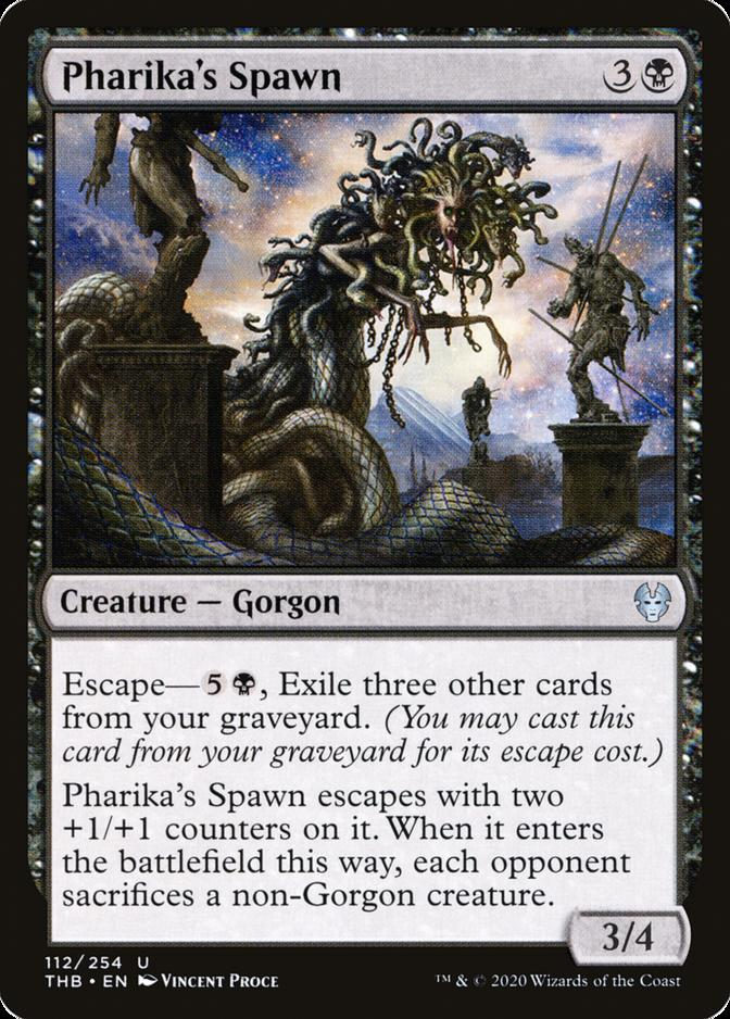 Pharika's Spawn [THB] (F)