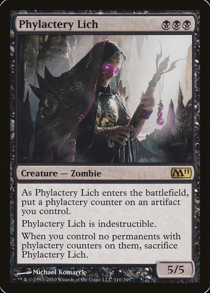 Phylactery Lich [M11]