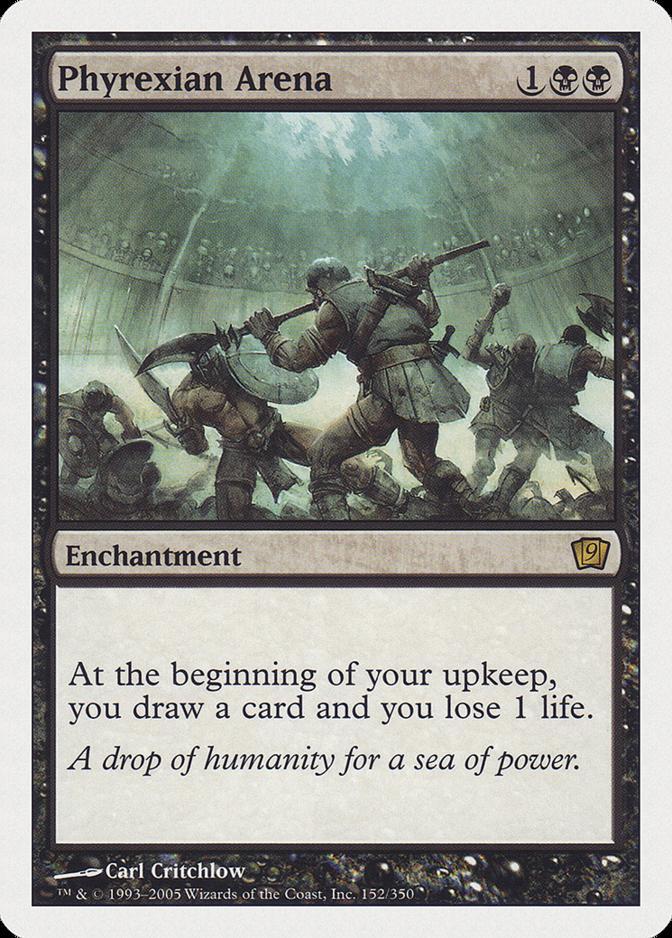 Phyrexian Arena [9ED]