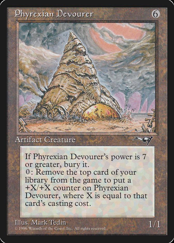 Phyrexian Devourer [ALL]