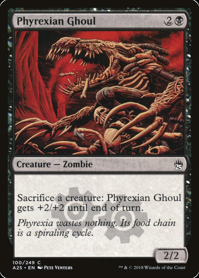 Phyrexian Ghoul [A25]