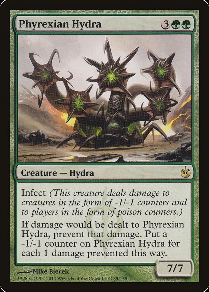 Phyrexian Hydra [MBS]