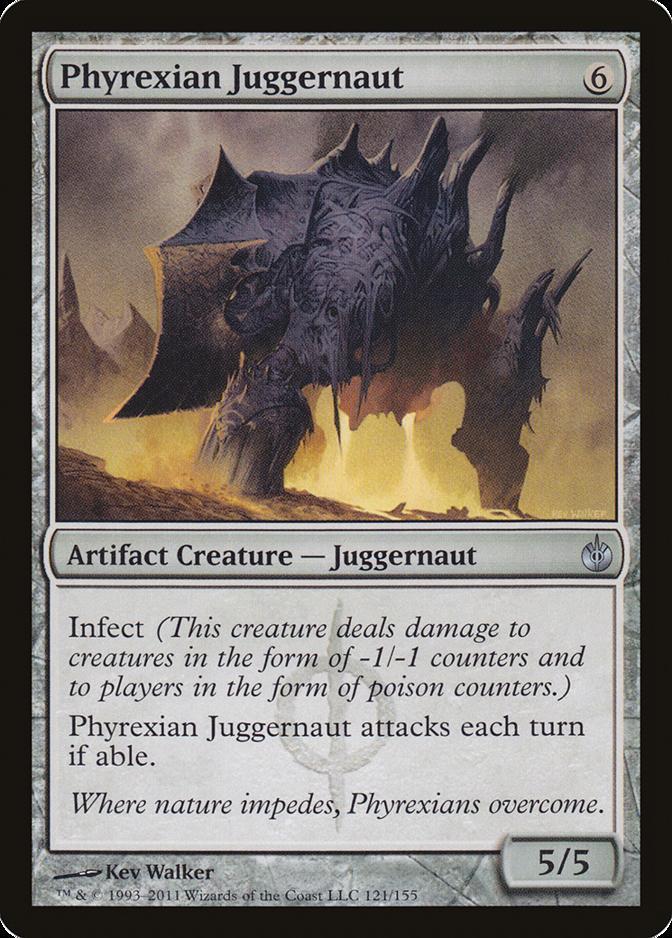 Phyrexian Juggernaut [MBS]