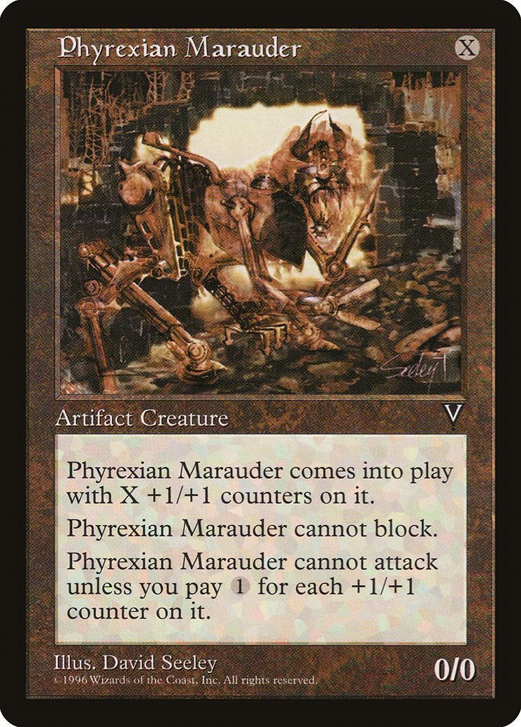Phyrexian Marauder [VI]
