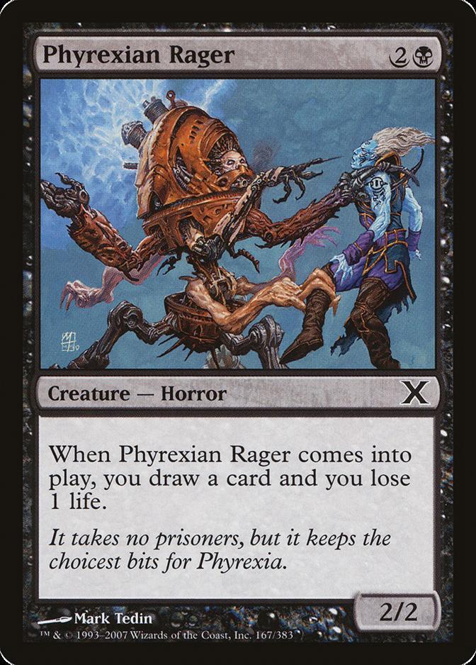 Phyrexian Rager [10E]