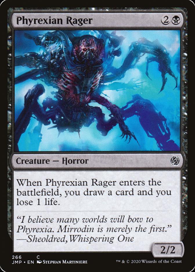 Phyrexian Rager [JMP]