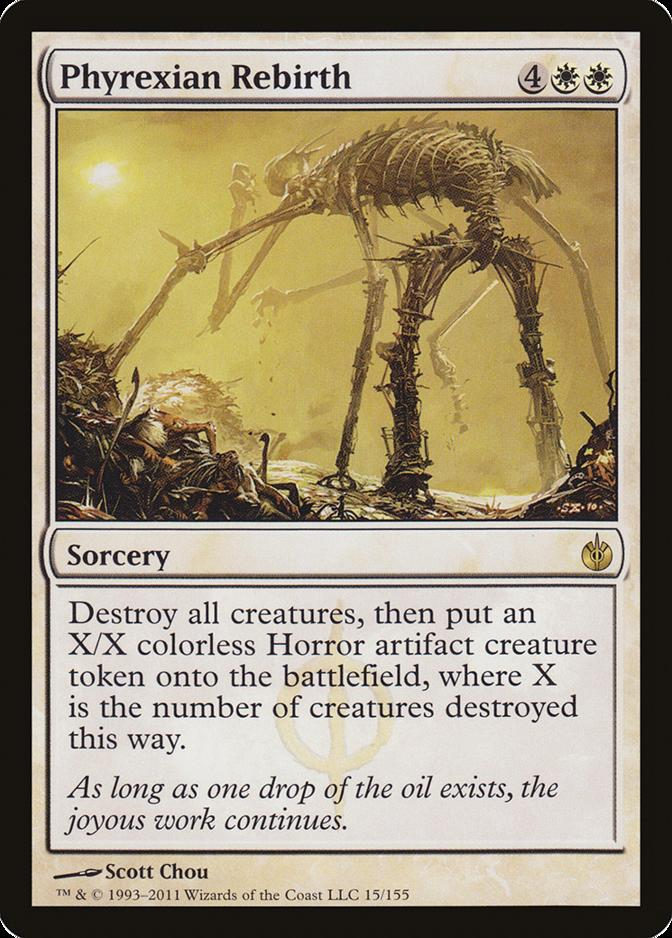 Phyrexian Rebirth [MBS]