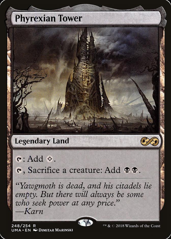 Phyrexian Tower [UMA]