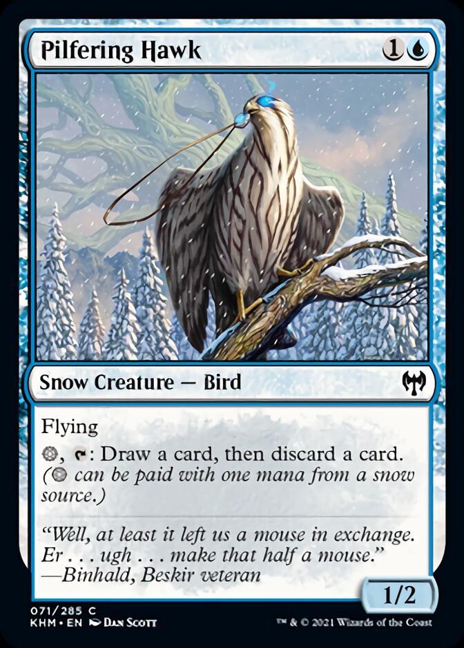Pilfering Hawk [KHM]