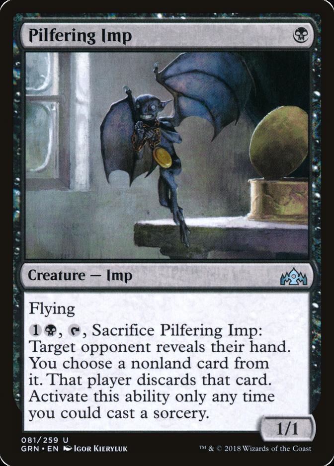 Pilfering Imp [GRN] (F)