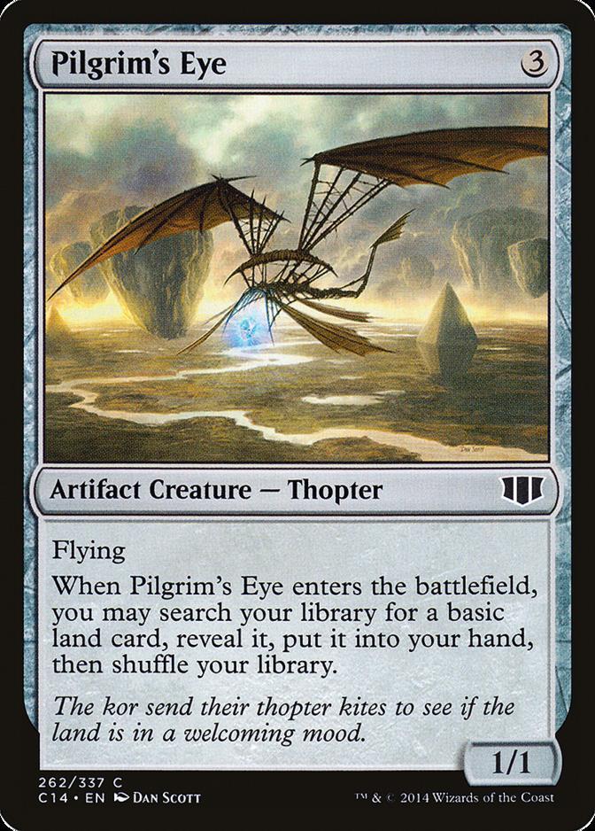 Pilgrim's Eye [C14]