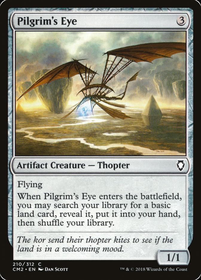 Pilgrim's Eye [CM2]