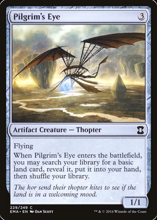 Pilgrim's Eye [EMA] (F)