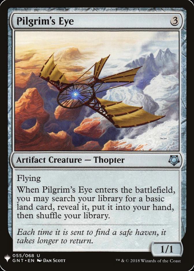 Pilgrim's Eye [MB1]