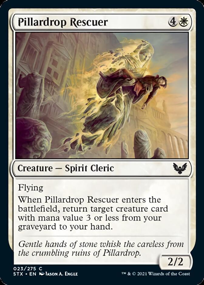 Pillardrop Rescuer [STX] (F)