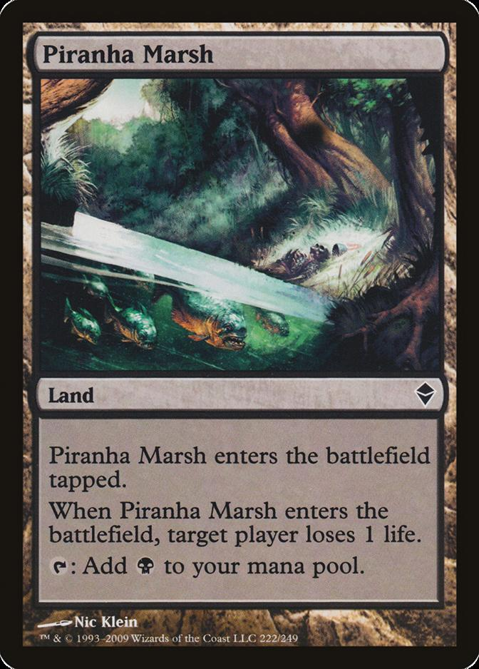 Piranha Marsh [ZEN]
