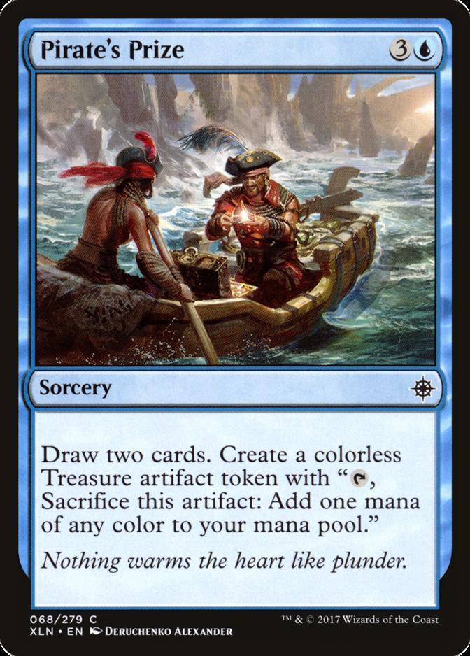 Pirate's Prize [XLN]