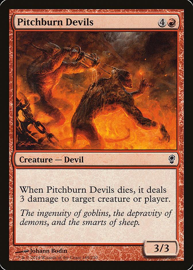 Pitchburn Devils [CNS]
