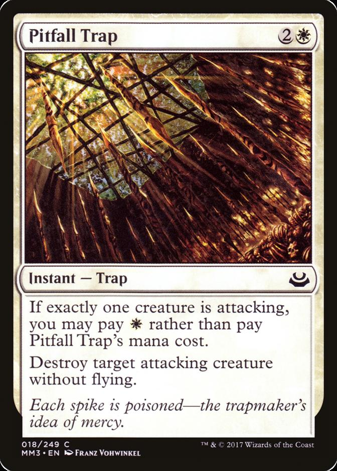 Pitfall Trap [MM3]