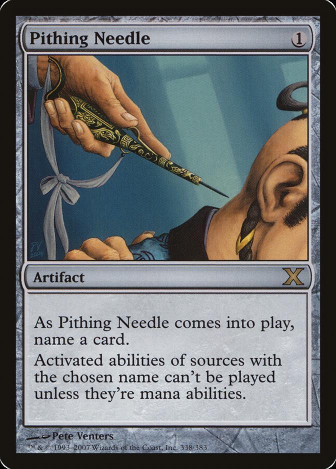 Pithing Needle [10E]
