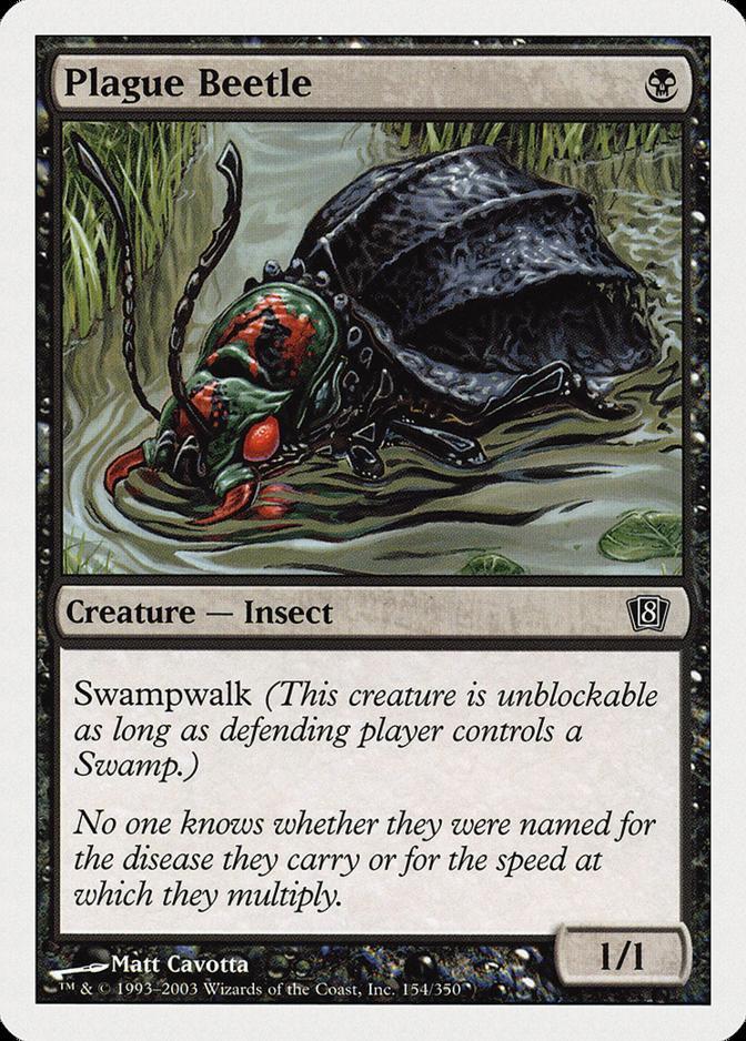 Plague Beetle [8ED]